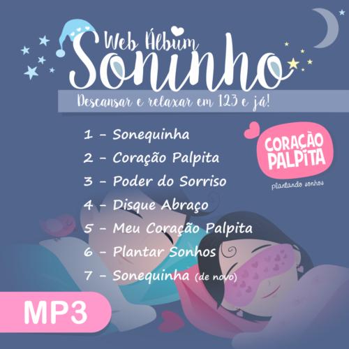 Soninho - webalbum do Coração Palpita